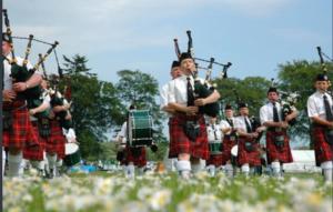 スコットランド伝統