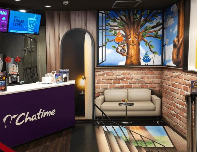 Chatime SHIBUYA109店
