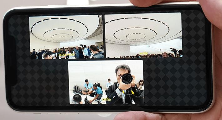 iPhone11proカメラ機能