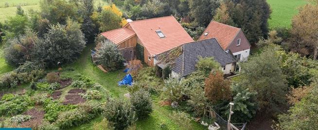 オランダの7人親子の住んでいた家