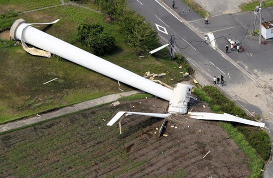 2018 W台風被害