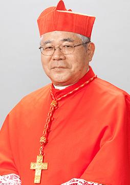 前田万葉枢機卿