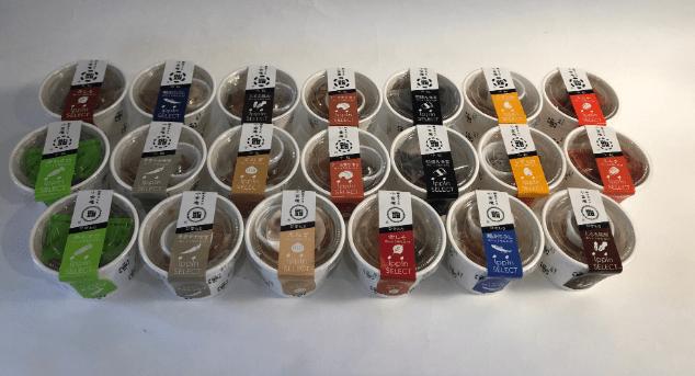 小金屋食品10種類カップ納豆
